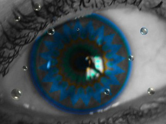 Kaleidoscope Eyes! Image by Song_Sing. Retrieved from Flickr. Used under Creative Commons licensing.